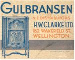 image of Advert for 1931 Gulbransen radio
