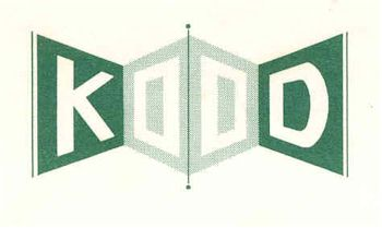 image of Hawaii Radio Station KOOD letterhead