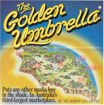radio history image The Golden Umbrella