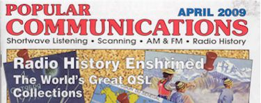 image of Popular Communications QSL Collections