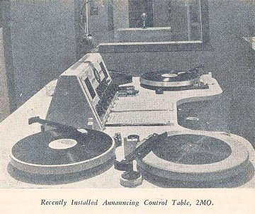 image of Recently Installed Announcing Control Table