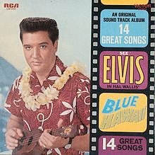 Image of 1961 Elvis BHI Soundtrack Album