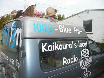 Radio Heritage Foundation - Retro-Heads Rock Kaikoura's Blue