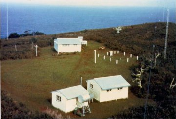ZBP Pitcairn Island studios and antenna