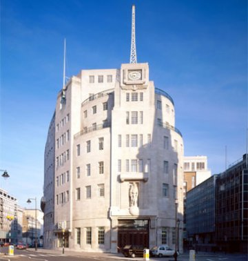Broadcasting House, Portland Place, London