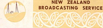 New Zealand Broadcasting Service 1952