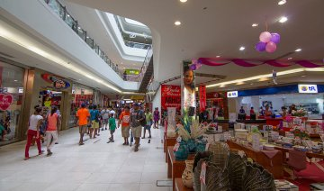 Contemporary MHCC Shopping Center in Suva