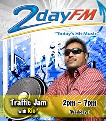 Traffic Jam on 2day FM
