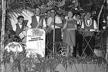 Jimmy Kerr and his Nambour Hawaiian Band