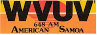image of Radio Station WVUV  bumper sticker